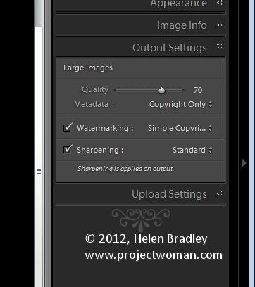 Как создать HTML фото галерею в Lightroom - №9