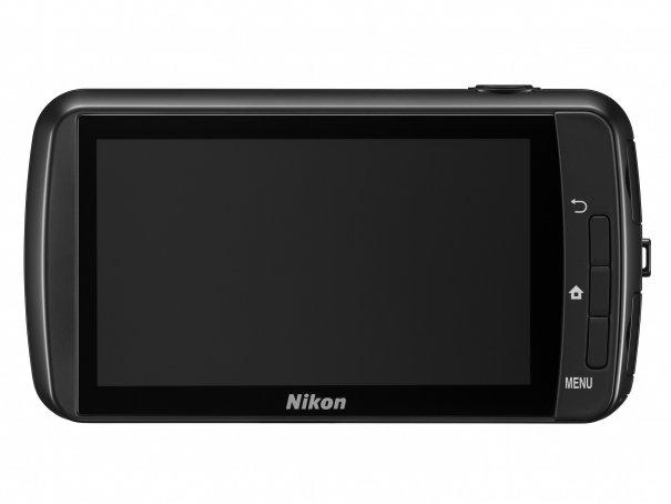 Анонс Nikon Coolpix S800c - №2