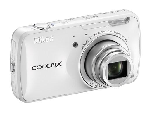 Анонс Nikon Coolpix S800c - №1