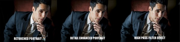 Ретушь мужского портрета в Lightroom 4, часть 3 - №15