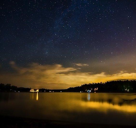 Фотографируем звездное небо - №2