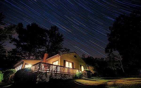 Фотографируем звездное небо - №3