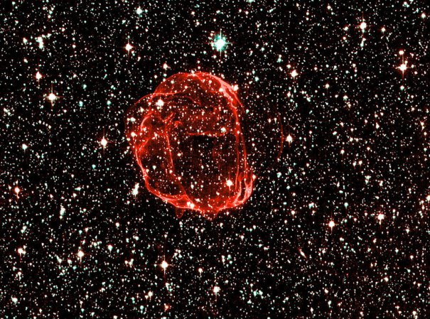 NASA/ESA/Claude Cornen