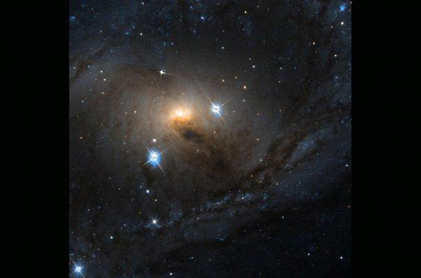 NASA/ESA/Brian Campbell