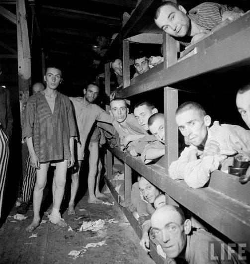 Бухенвальд, 1945