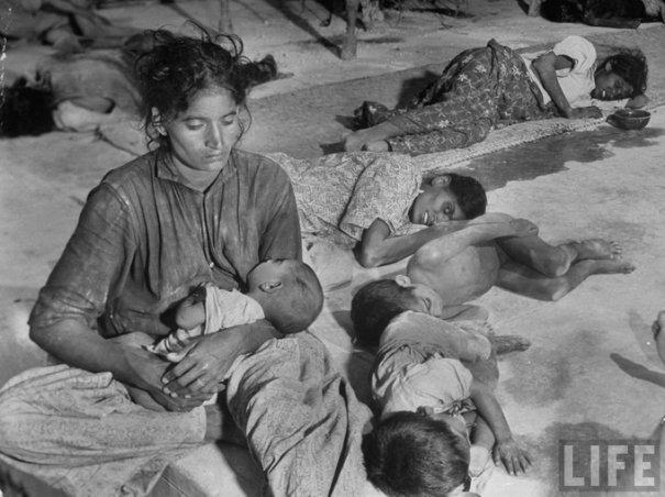 Холера в Индии, 1947 2