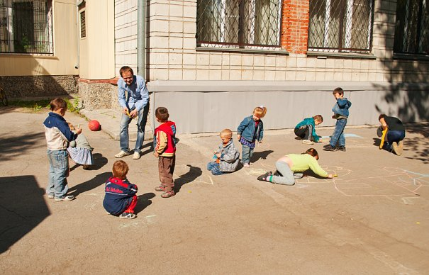 Дети оставшиеся без попечения родителей. - №28