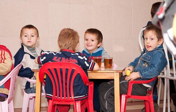 Дети оставшиеся без попечения родителей. - №44