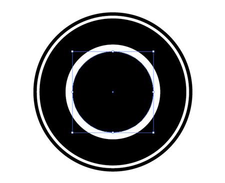 Как сделать логотип в ретро стиле - №3