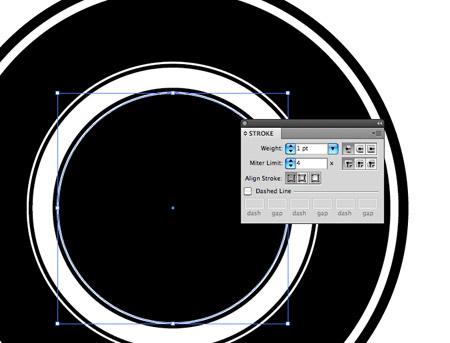 Как сделать логотип в ретро стиле - №4