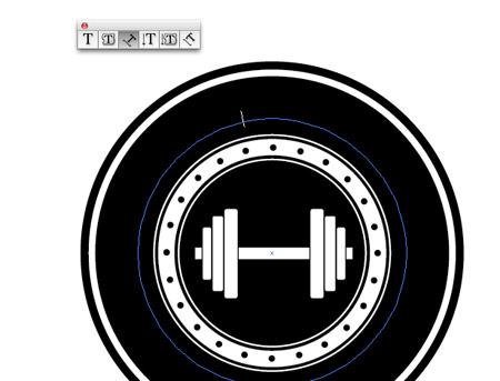 Как сделать логотип в ретро стиле - №9