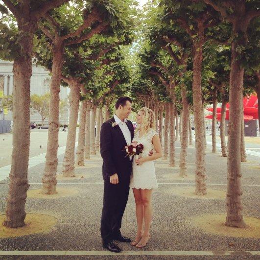 Свадьба, снятая на iPhone - №8