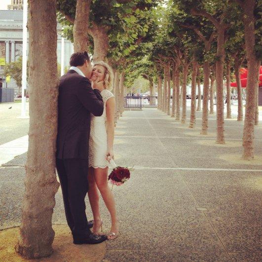 Свадьба, снятая на iPhone - №9
