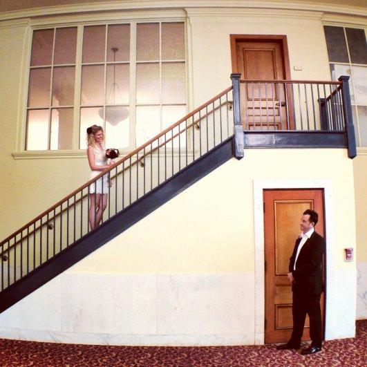 Свадьба, снятая на iPhone - №10