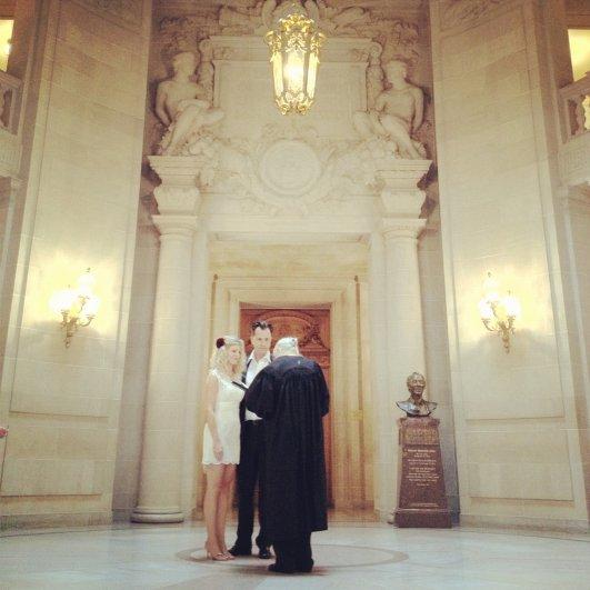Свадьба, снятая на iPhone - №12