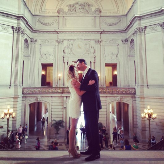 Свадьба, снятая на iPhone - №13