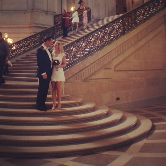 Свадьба, снятая на iPhone - №14