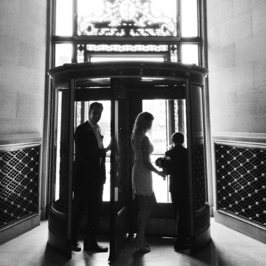 Свадьба, снятая на iPhone - №19