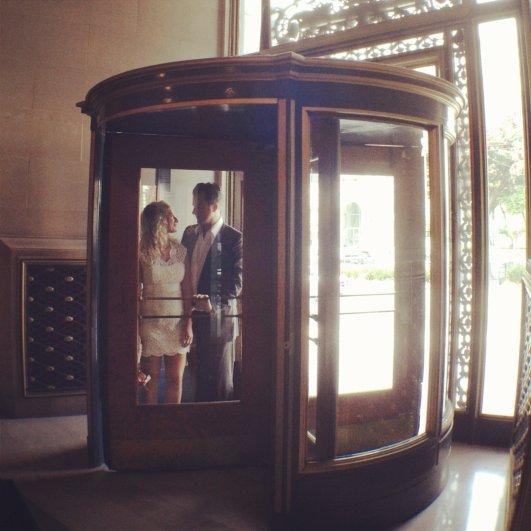 Свадьба, снятая на iPhone - №20