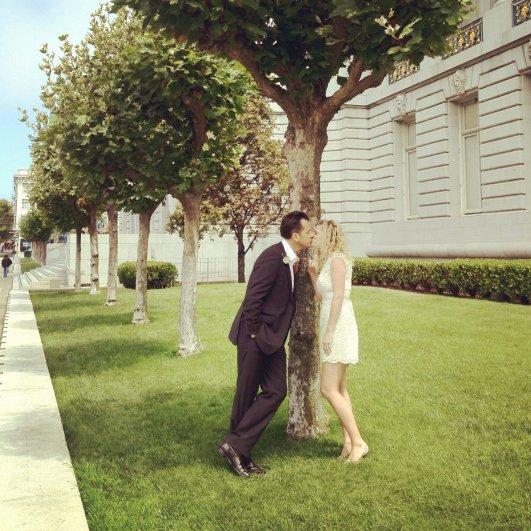 Свадьба, снятая на iPhone - №21