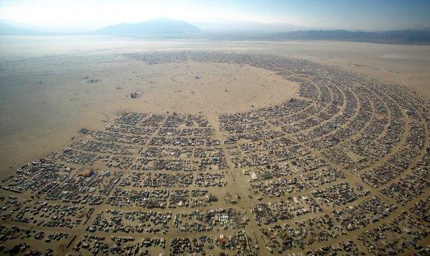 Фестиваль Burning Man 2012 - №3