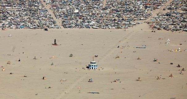 Фестиваль Burning Man 2012 - №4