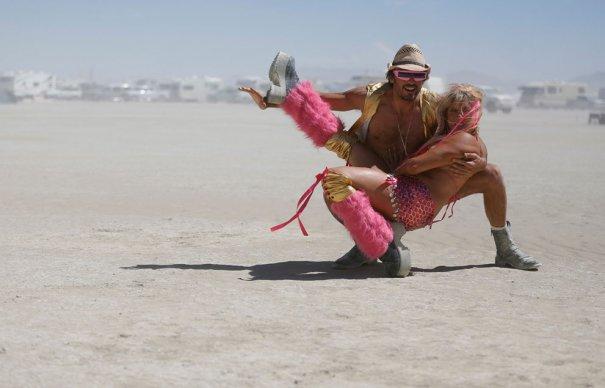 Фестиваль Burning Man 2012 - №5