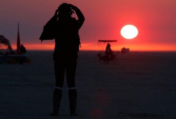 Фестиваль Burning Man 2012 - №9