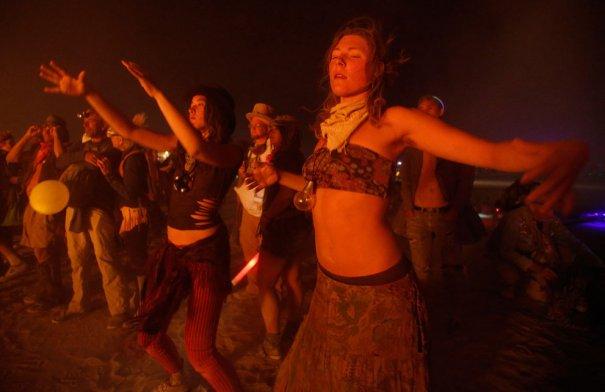 Фестиваль Burning Man 2012 - №11