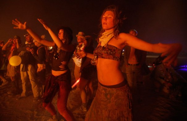 Фестиваль Burning Man 2012 - №11