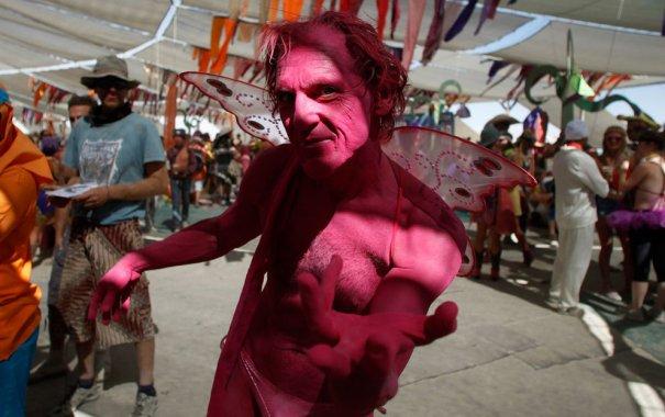 Фестиваль Burning Man 2012 - №15