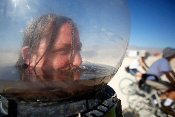 Фестиваль Burning Man 2012 - №18