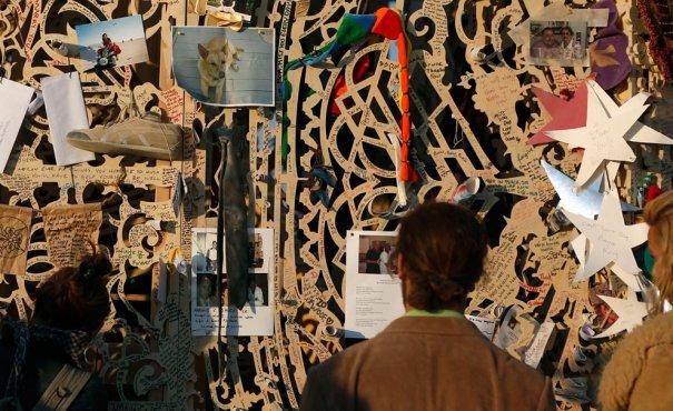 Фестиваль Burning Man 2012 - №19