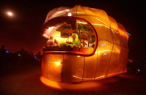 Фестиваль Burning Man 2012 - №20