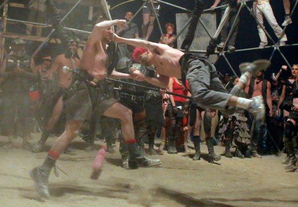 Фестиваль Burning Man 2012 - №21