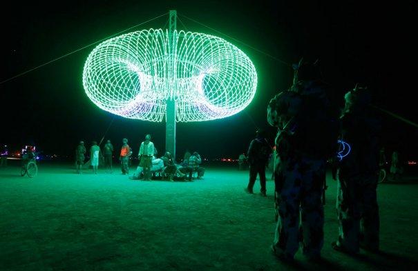 Фестиваль Burning Man 2012 - №22