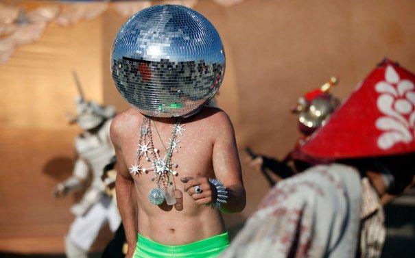Фестиваль Burning Man 2012 - №25