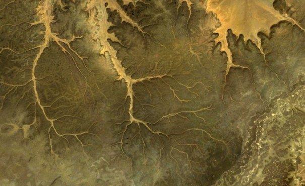 Спутниковые пейзажи Google Earth - №3