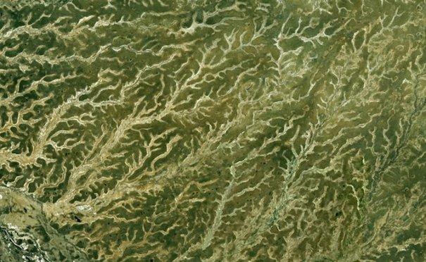 Спутниковые пейзажи Google Earth - №4