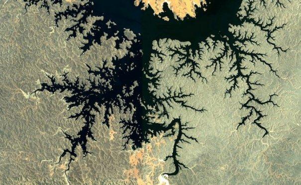 Спутниковые пейзажи Google Earth - №6