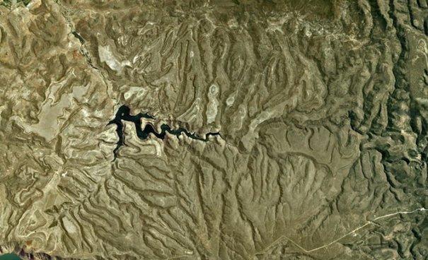 Спутниковые пейзажи Google Earth - №9