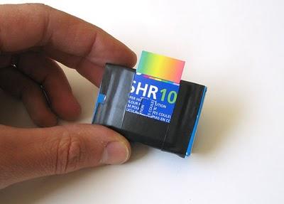 Пинхол камера из спичечной коробки - №14
