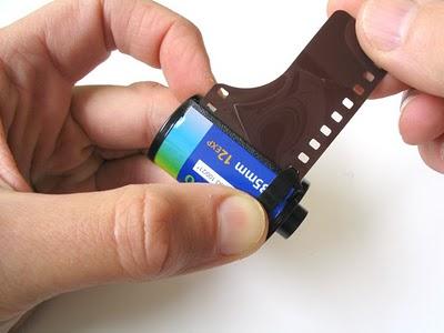 Пинхол камера из спичечной коробки - №17