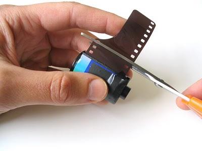Пинхол камера из спичечной коробки - №19