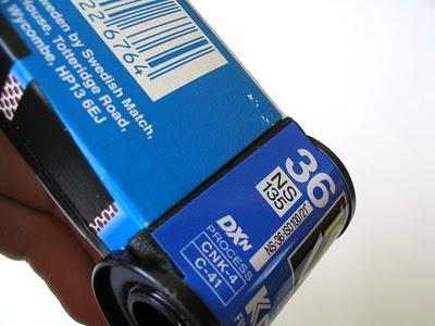 Пинхол камера из спичечной коробки - №23