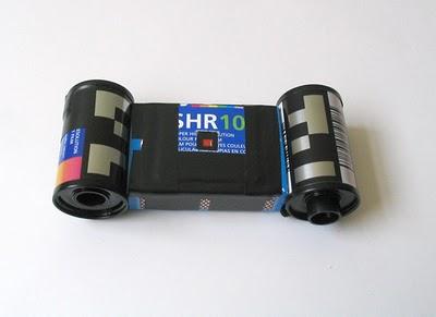Пинхол камера из спичечной коробки - №24