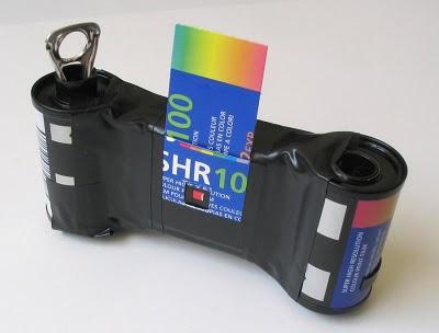 Пинхол камера из спичечной коробки - №30
