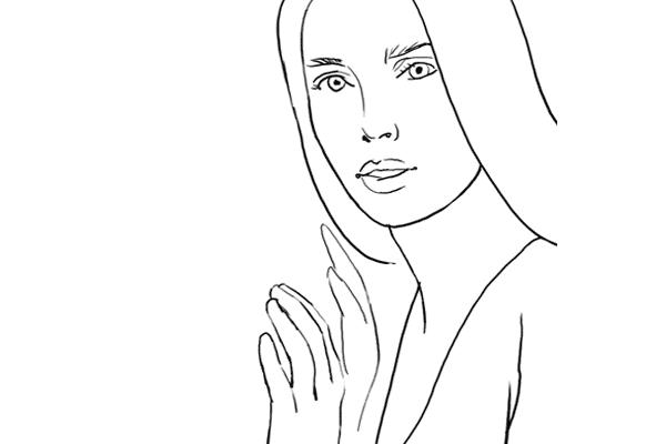 Основные позы для женской фотосессии, часть 2. - №3