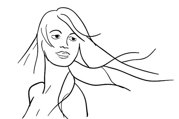 Основные позы для женской фотосессии, часть 2. - №4