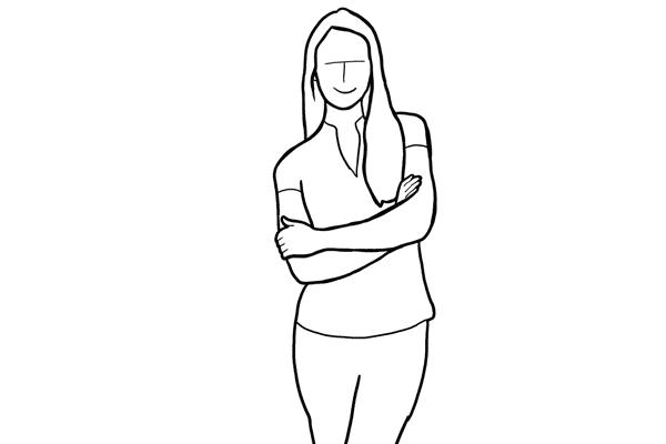 Основные позы для женской фотосессии, часть 2. - №10